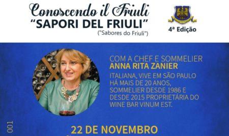 5ª edição do projeto Conoscendo il Friuli