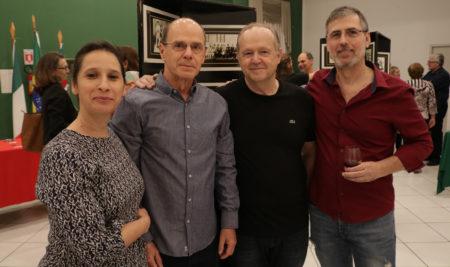 Abertura da exposição Colônia Jaguari