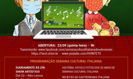35° Semana Cultural Italiana de Vale Vêneto